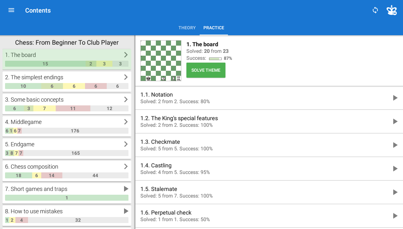 Learn Chess: From Beginner to Club Player Screenshot 7
