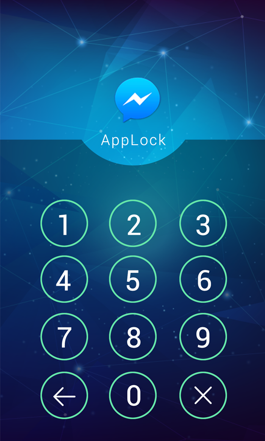AppLock Space Pro Screenshot 3