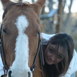 by Snow Losh - Animals Horses (  )