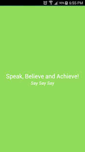 Free English Speaking - Say Say Say APK
