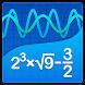 科学用グラフ関数電卓 - Mathlab