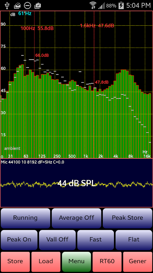 AudioTool Screenshot 4