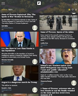 App Opinions, Columnists, Articles and News apk for kindle fire