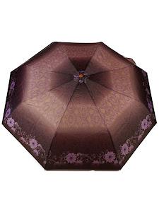 """Зонт """"Компакт S"""", фиолетово-черный"""