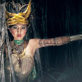 Elf Princess by Glice Galac - People Fashion