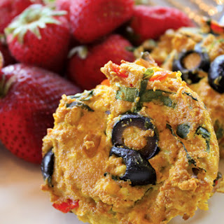 Mini Frittatas Vegetarian Recipes