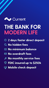 Current - Bank for Modern Life for pc