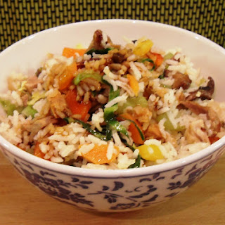 Simple Pork Fried Rice