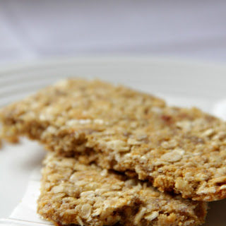 oats 'n honey granola bars {Nature Valley Copycat}
