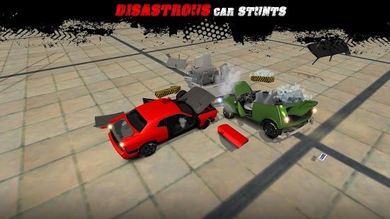 Extreme Car Stunts Classic : Demolition Wreckfast for pc