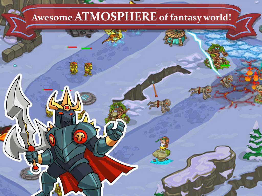 Fantasy Defense Screenshot 14