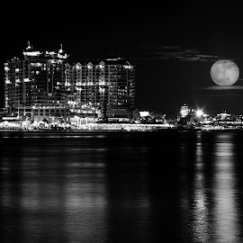 by Shawn Thomas - Black & White Buildings & Architecture