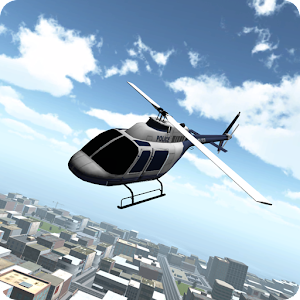 Hack Flight Police Helicopter 2015 game