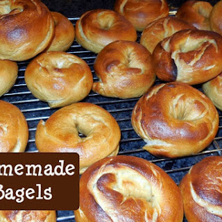 Homemade Bagels –