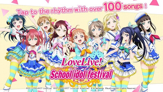 Love Live! School idol festival- Music Rhythm Game for pc
