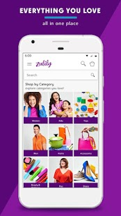 Zulily: A new store every day for pc