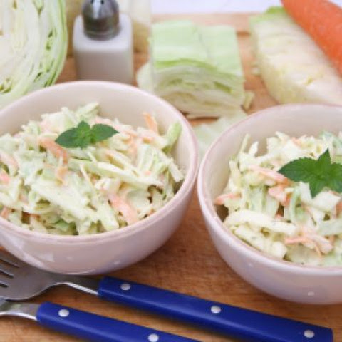 Creamed Cole Slaw