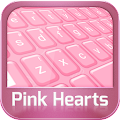 App Keyboard Pink Hearts apk for kindle fire
