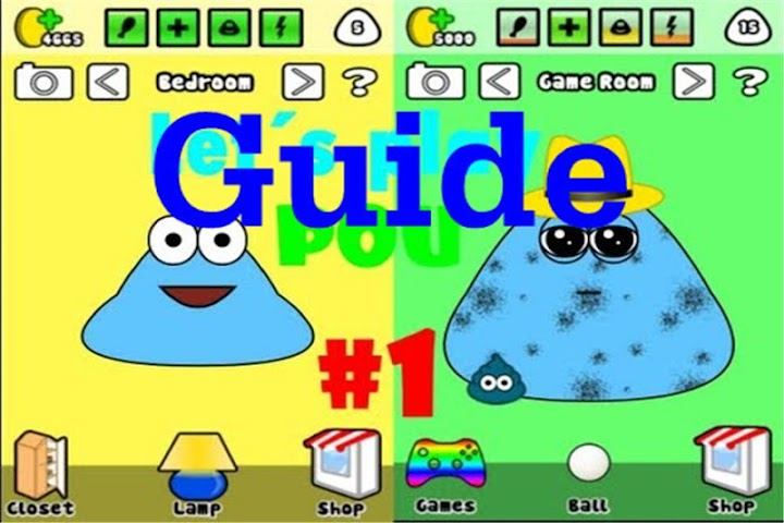 android RP Guide for Pou Screenshot 2
