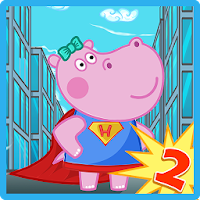 Kids Superheroes free For PC