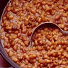 Old-Fashioned Baked Beans