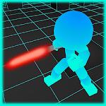 Stickman Neon Warriors: Sword Fighting Icon