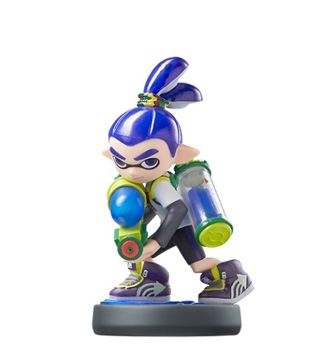 Inkling Boy - Splatoon series