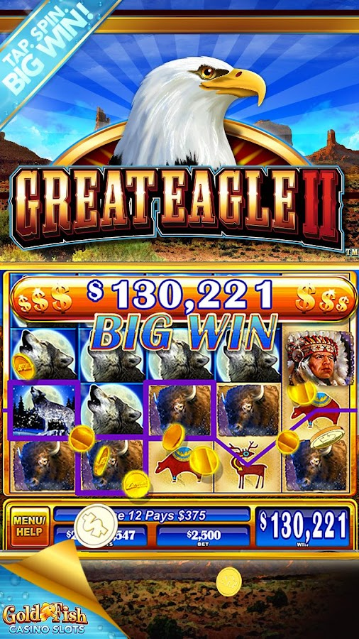 Gold Fish Casino Slots for Fun Screenshot 4