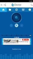Screenshot of Radyo Cihan