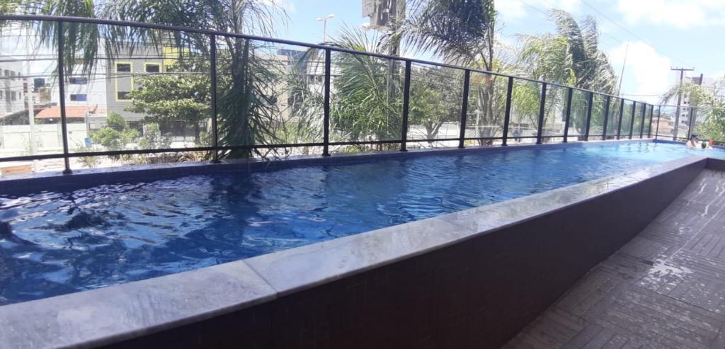 Apartamento com 2 dormitórios para alugar, 66 m² por R$ 1.340/mês - Bessa - João Pessoa/PB