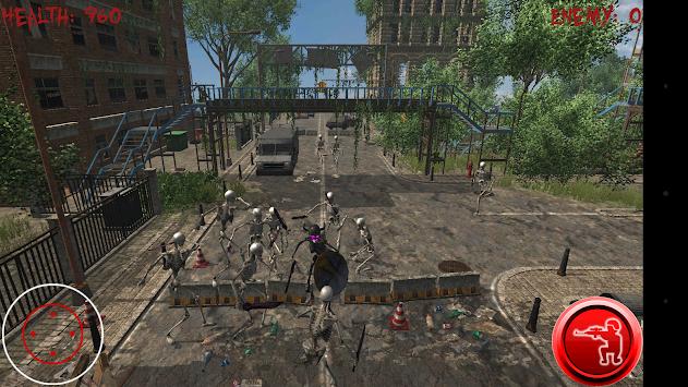 Dread Zone apk screenshot