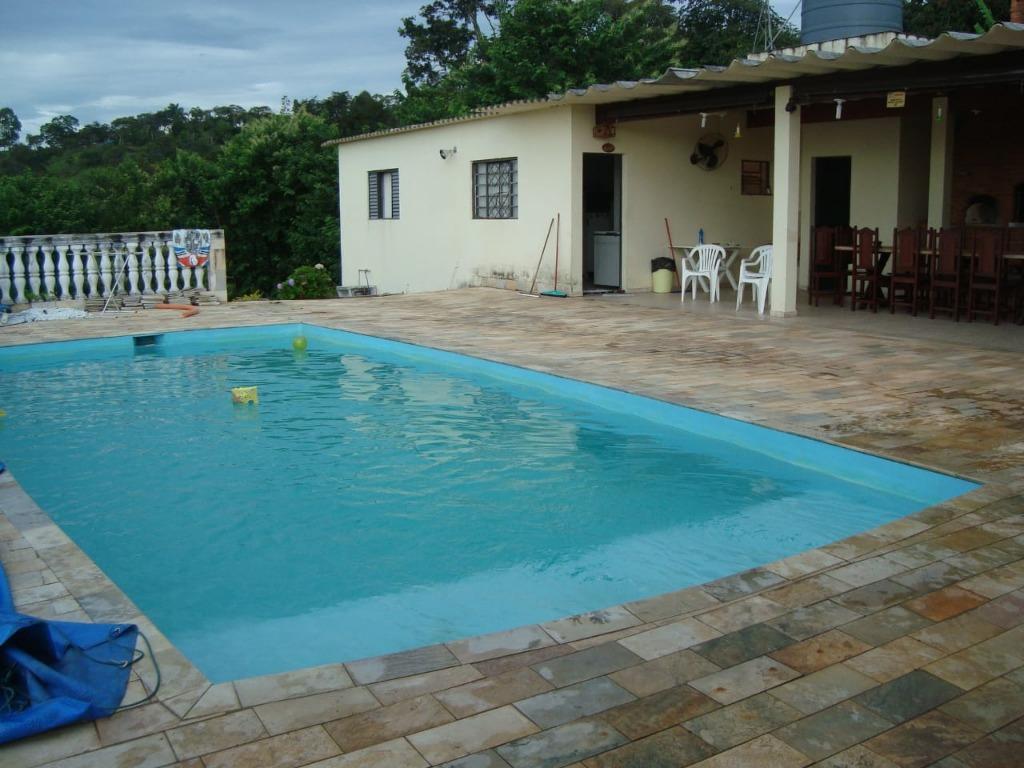 Chácara com 4 dormitórios à venda ou locação, 1650 m² - Chácaras São Guido - Várzea Paulista/SP