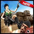Game Shooter Woman - Gun Games APK for Kindle