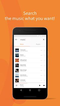 Musico - Free Music APK screenshot thumbnail 4