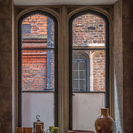 window by Vibeke Friis - Buildings & Architecture Other Interior ( sill, window, looking out )