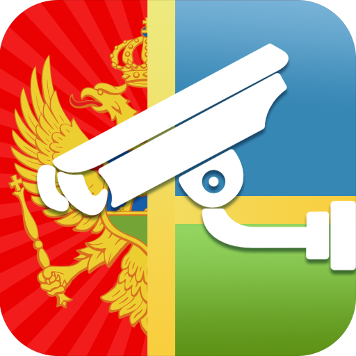 Android aplikacija Crna Gora Webcams na Android Srbija