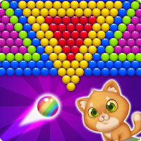 Bubble Shooter Cat For PC (Windows And Mac)
