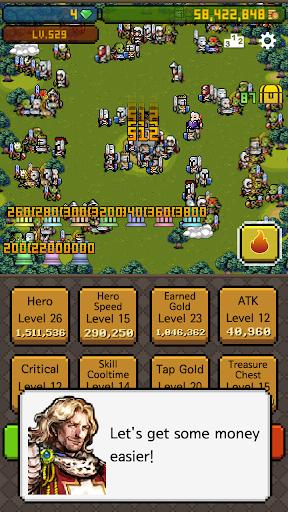 Work hard, Hero! - screenshot