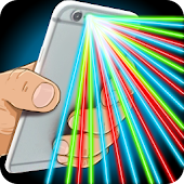 Laser 100 Beams Funny Joke for Lollipop - Android 5.0