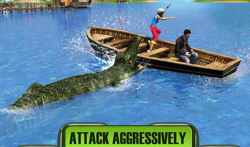 Crocodile Attack 2016 screenshot 13