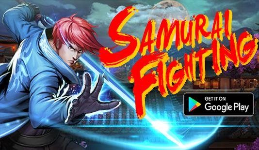 Game Samurai Fighting -Shin Spirits APK for Kindle