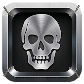 Free Death Skull Theme APK for Windows 8