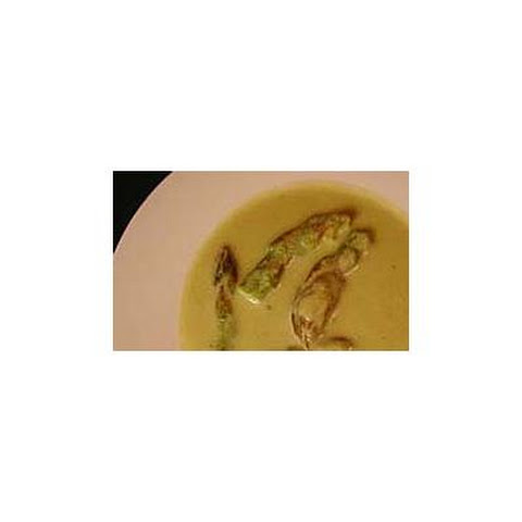Cream Of Asparagus Soup-Gluten Free