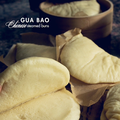 Gua Bao or Chinese Steamed Buns