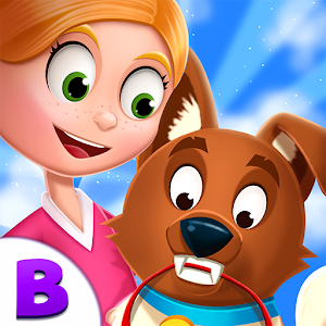 Cover art Pricess Fairy Dog Care