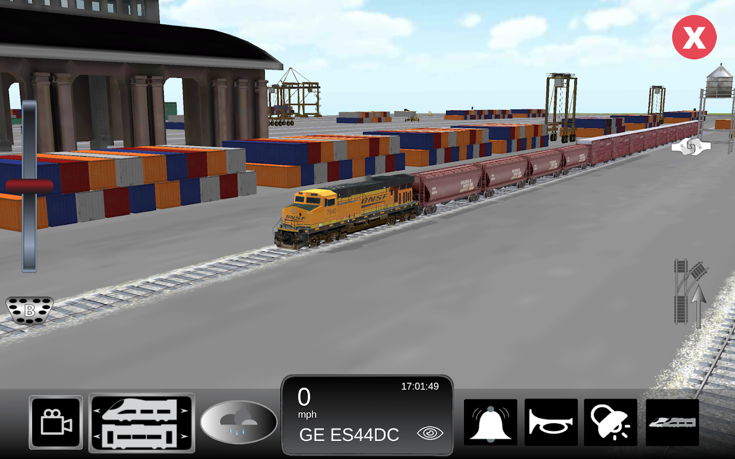 Train Sim Pro Screenshot 1