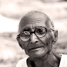The Look!! by Chandra Mouli Roy Chowdhury - Novices Only Portraits & People