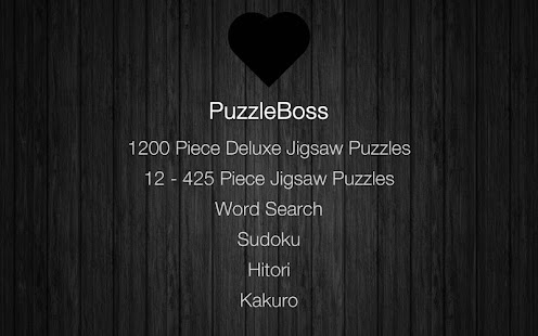 PuzzleBoss Test Jigsaw (1.9.7) - screenshot
