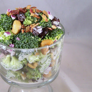 Best Broccoli Salad EVER! (re-do)