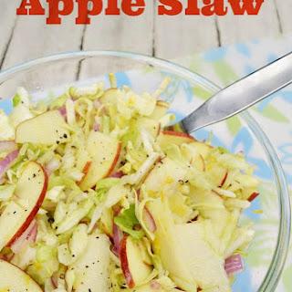 Apple Slaw Salad Recipes